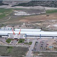 Impermeabilización de cubierta de oficinas en la fabrica de INMAPA de Villamuriel de Cerrato – Palencia