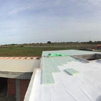 Ejecución de cubierta Invertida GR en Vivienda Unifamiliar en Mogadouro – Portugal