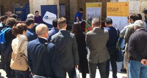NORTEÑA estuvo presente en el Congreso Euro-Americano de rehabilitación del patrimonio REHABEND