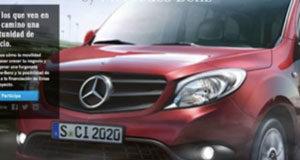 NORTEÑA es finalista de Vans2Business de Mercedes Benz por la eficiencia en su movilidad junto con las TIC