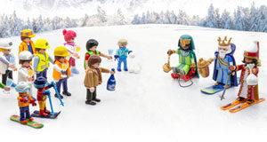 Este año los Reyes vienen esquiando…
