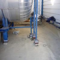Ejecución de cubierta en Factoria Michelin Aranda de Duero