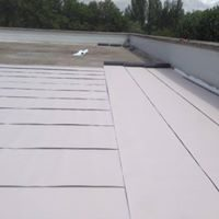Impermeabilización de cubiertas planas en la fábrica de CAFÉS FORTALEZA de Vitoria – Álava