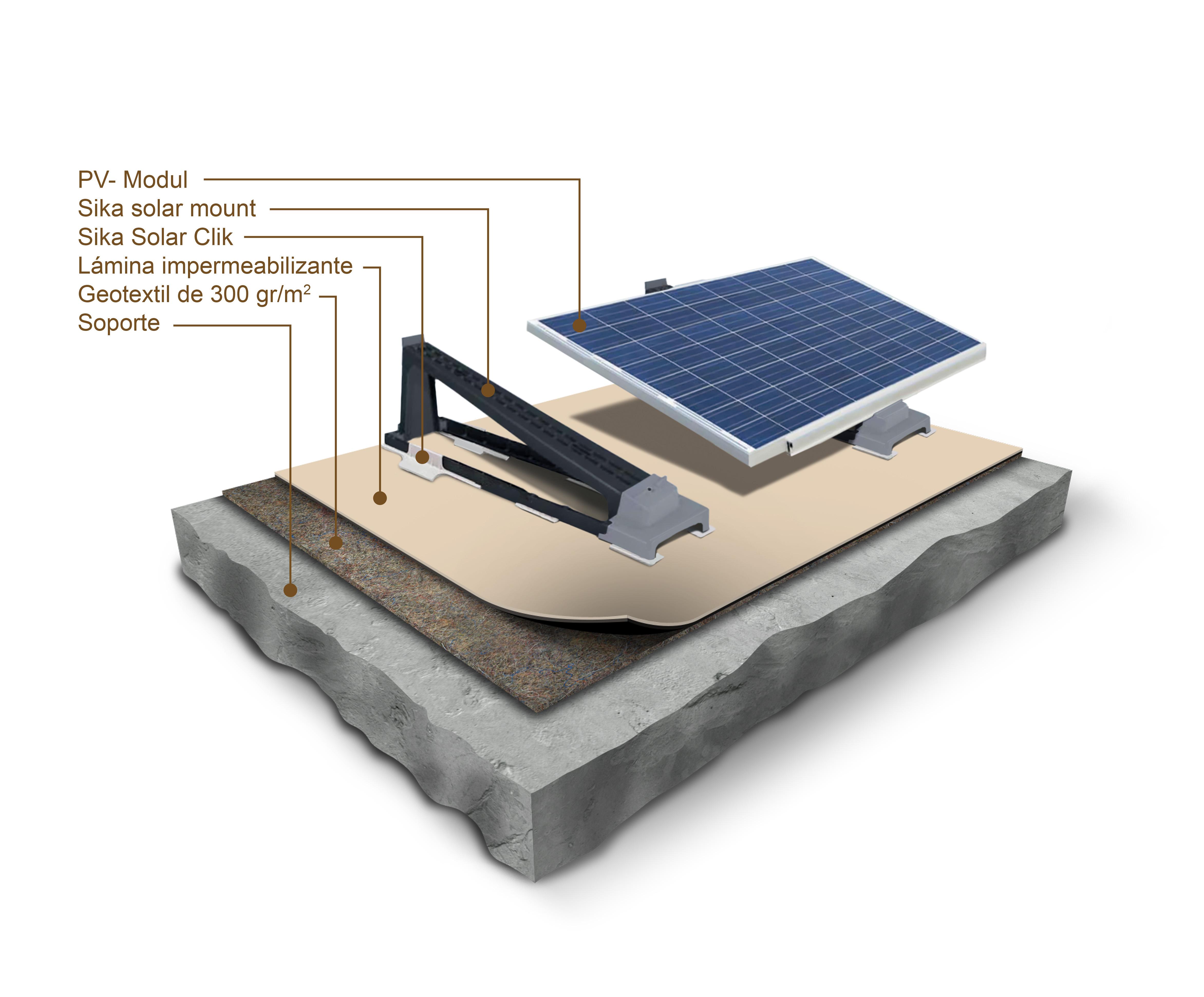 Intemperie Solar