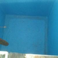 Impermeabilización de depósitos de agua en C.C. Luz del Tajo
