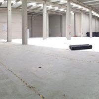 Impermeabilización de nueva zona de producción en Angulas de Aguinaga