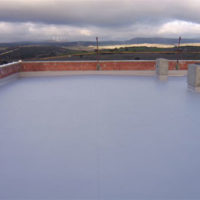 Impermeabilización de cubiertas en la Residencia Manuela de Soria