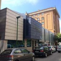 Rehabilitación de cubierta Invertida LF en Centro Documental Caja Circulo