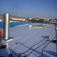 Rehabilitación de cubierta DECK en Factoria Ronal de Teruel