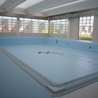 Impermeabilización con lámina de PVC Arkoplan de piscina