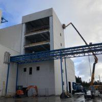 Impermeabilización de cubierta en fabrica Prolactea – Entrepinares en Vilalba, Lugo